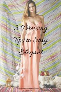 3 Dressing Tips to Stay Elegant | Lookbook Store