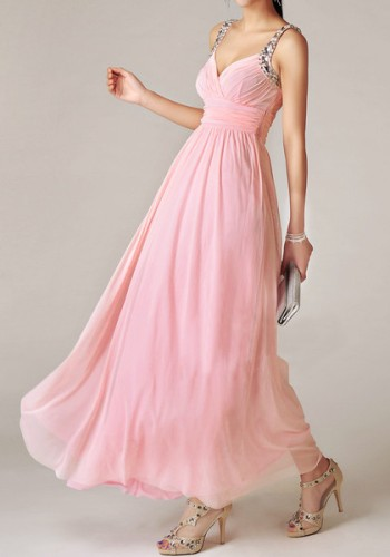 Ruched Sweetheart Evening Dress from Lookbook Store