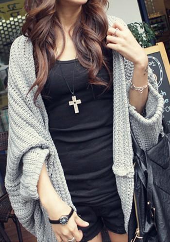 Shawl Knit Wear from Lookbook Store
