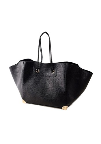 Carryall Faux Leather Tote from Lookbook Store