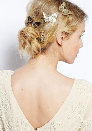 Butterfly Hair Clip from Lookbook Store