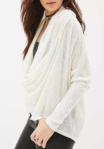 Deep Cowl Batwing Top from Lookbook Store
