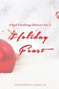 4 Bad Clothing Choices for a Holiday Feast | Lookbook Store