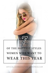 7 of the Hottest Swimwear Styles Women Will Want to Wear This Year | Lookbook Store WordPress