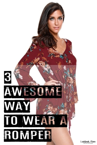 3 Awesome Ways to Wear a Romper by Lookbook Store Official WordPress Blog