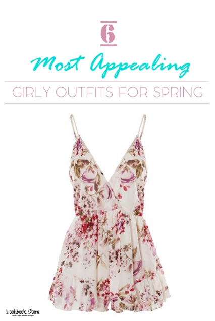 6 Most Appealing Girly Outfits For Spring | Lookbook Store WordPress