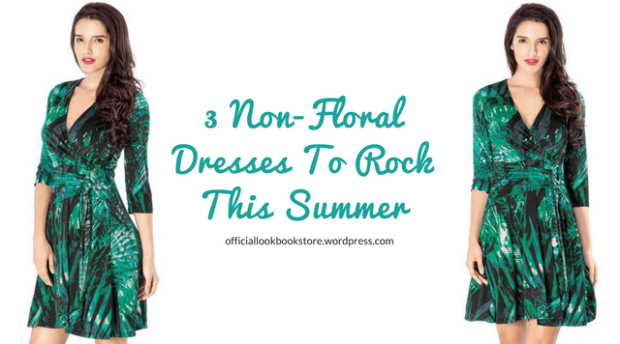 3 Non-Floral Dresses To Rock This Summer | Lookbook Store
